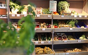 Epicerie et fruits et légumes bio en Alsace