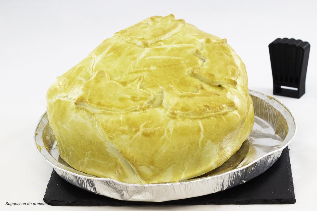jambon en croute